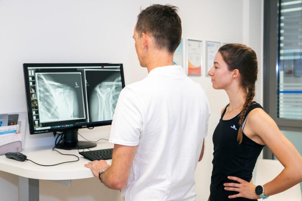 Sportorthopädie in der Sportmedizin Offenburg
