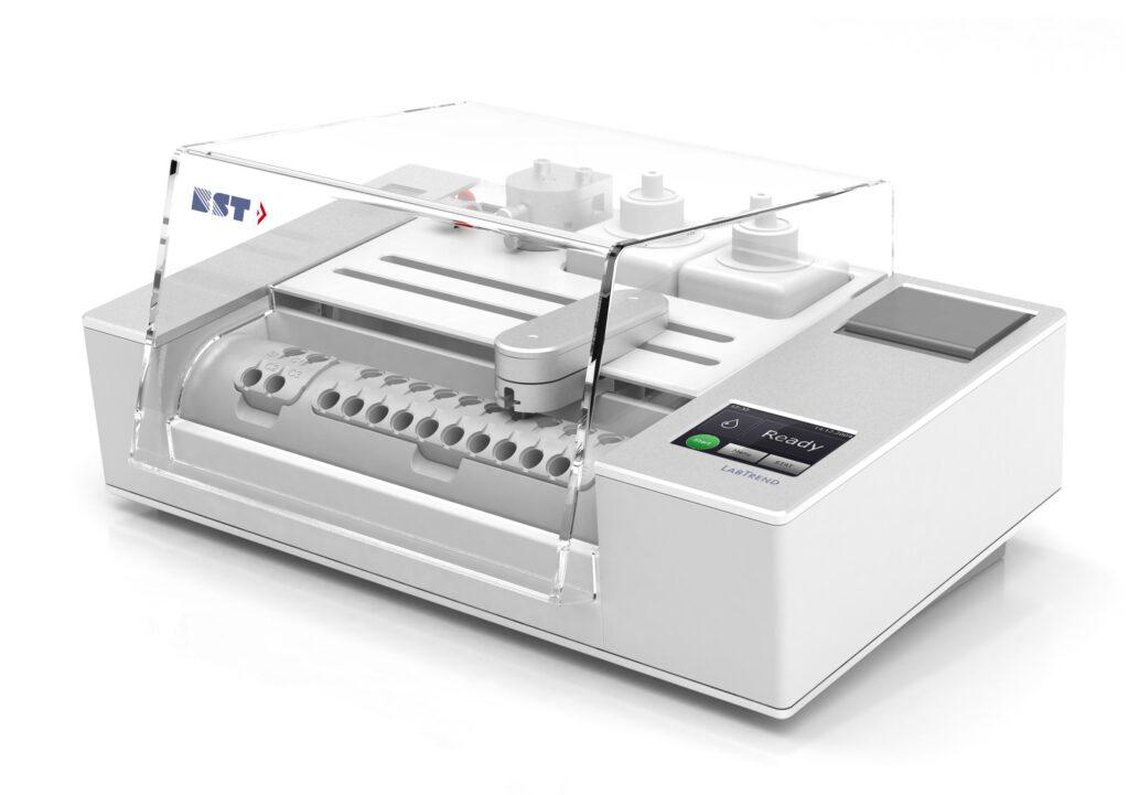 Messergerät für die Laktatbestimmung - LabTrend von BST Biosensor